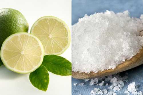 Cách xóa hình xăm bằng hỗn hợp muối và chanh