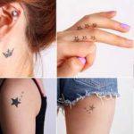 Mê mẩn bộ hình xăm ngôi sao đẹp, may mắn, ý nghĩa cho nam và nữ