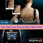 Xóa xăm Laser Picosure bao nhiêu tiền? Update bảng giá chi tiết